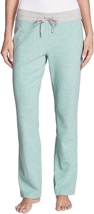 9a3064a00a0a Eddie Bauer Women s Stine s Knit Sleep Pants - Print