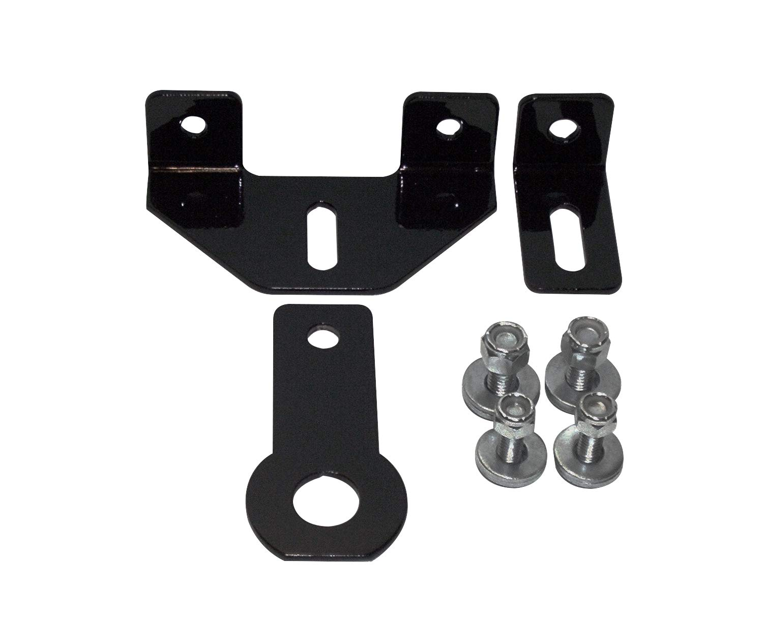 UNIVERSAL LAWN GARDEN TRACTOR HITCH SUPPORT BRACE KIT