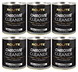 Chrome Cleaner (2lb) for All Chrome Plated Surfaces. Motorcycles, Automobiles, Boats, RVs, Bumpers and Much More