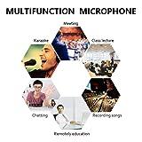USB Microphone, Microphone for Computer Desktop