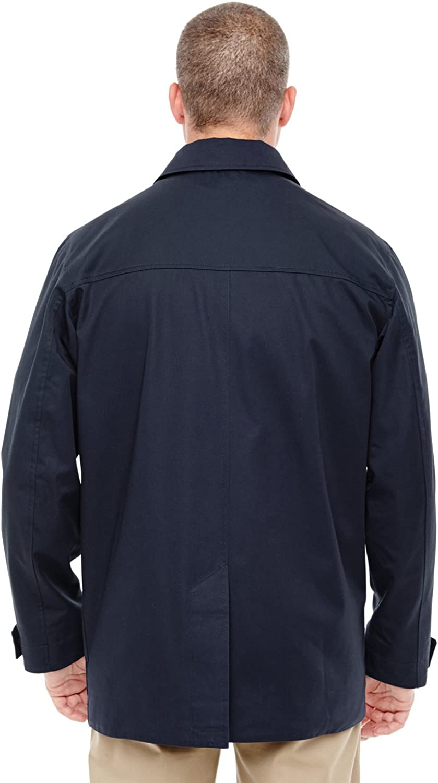 D982 Devon /& Jones Mens Lightweight Basic Trench Jacket