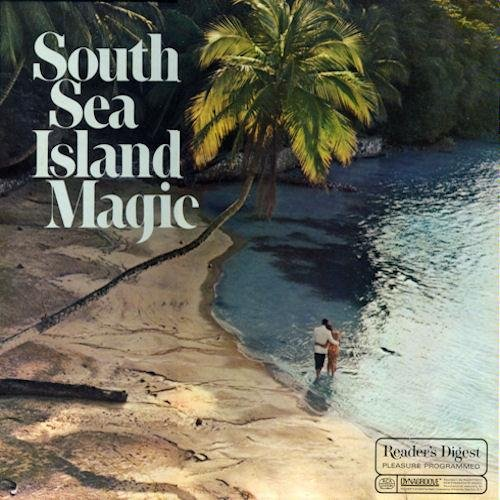 South Sea Island Magic 4-LPs