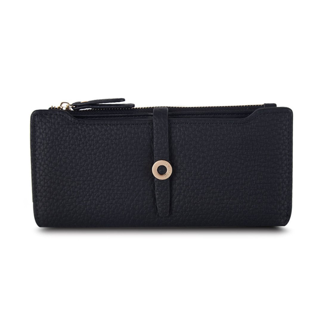 Amazon.com: Women Wallet Girls Change Clasp Purse Money Coin Card Holders Wallets Carteras: Clothing