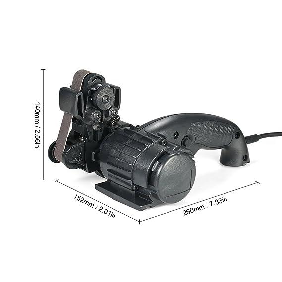 KKmoon - Cuchillo eléctrico portátil y herramienta afilador ...