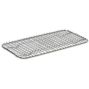 Admiral Craft Bun Pan Grate 10 inch x 5 inch (1/3 Sheet Pan)