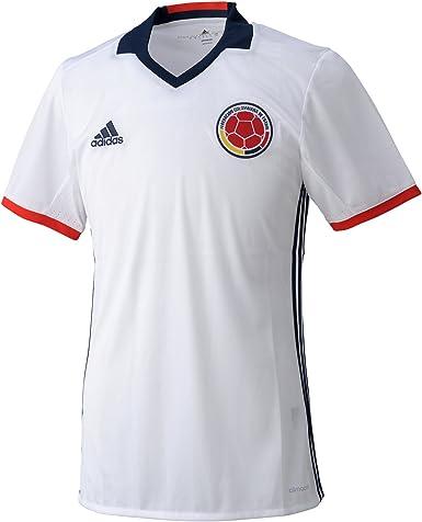 adidas FCF H JSY - Camiseta para Hombre, Color Blanco/marrón/Rojo: Amazon.es: Deportes y aire libre