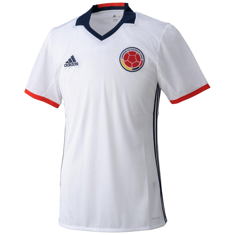 Adidas FCF H JSY - Camiseta para Hombre, Color Blanco/marrón / Rojo: Amazon.es: Deportes y aire libre