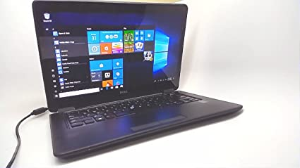 2d161774e Amazon.com  Dell Latitude E7450 Intel i5-5300U 2.3GHz 8GB 256GB SSD ...