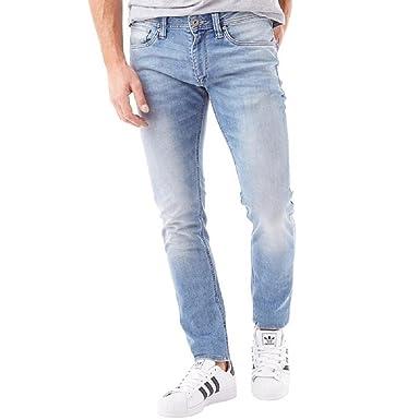 cheap for discount e5bc0 d4f63 Jack and Jones Herren Liam Original GE 404 Skinny Fit Jeans ...
