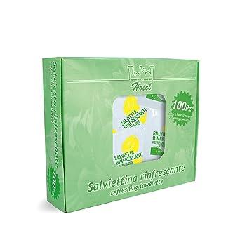 Anonima mtp100-srl70 Multipack Toallitas refrescantes Limón 70 x 100, 100 unidades)