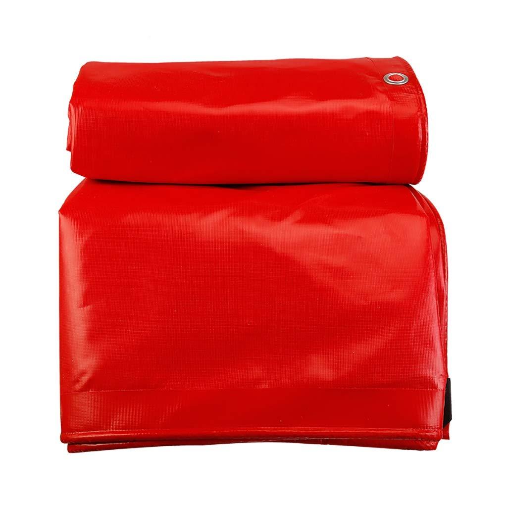 激安正規  赤いナイフ掻き布厚い防水防雨防水シートトラック断熱材サンシェードポンチョ (サイズ さいず : (サイズ 2m*3m) B07Q2JR3YJ 2m*3m さいず B07Q2JR3YJ, EDGE WORLD:dfeeefd1 --- irlandskayaliteratura.org
