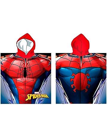 Poncho toalla playa micro 55x110cm de Spiderman