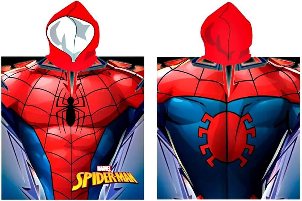 Hasbro Marvel–Spiderman ponchotuch