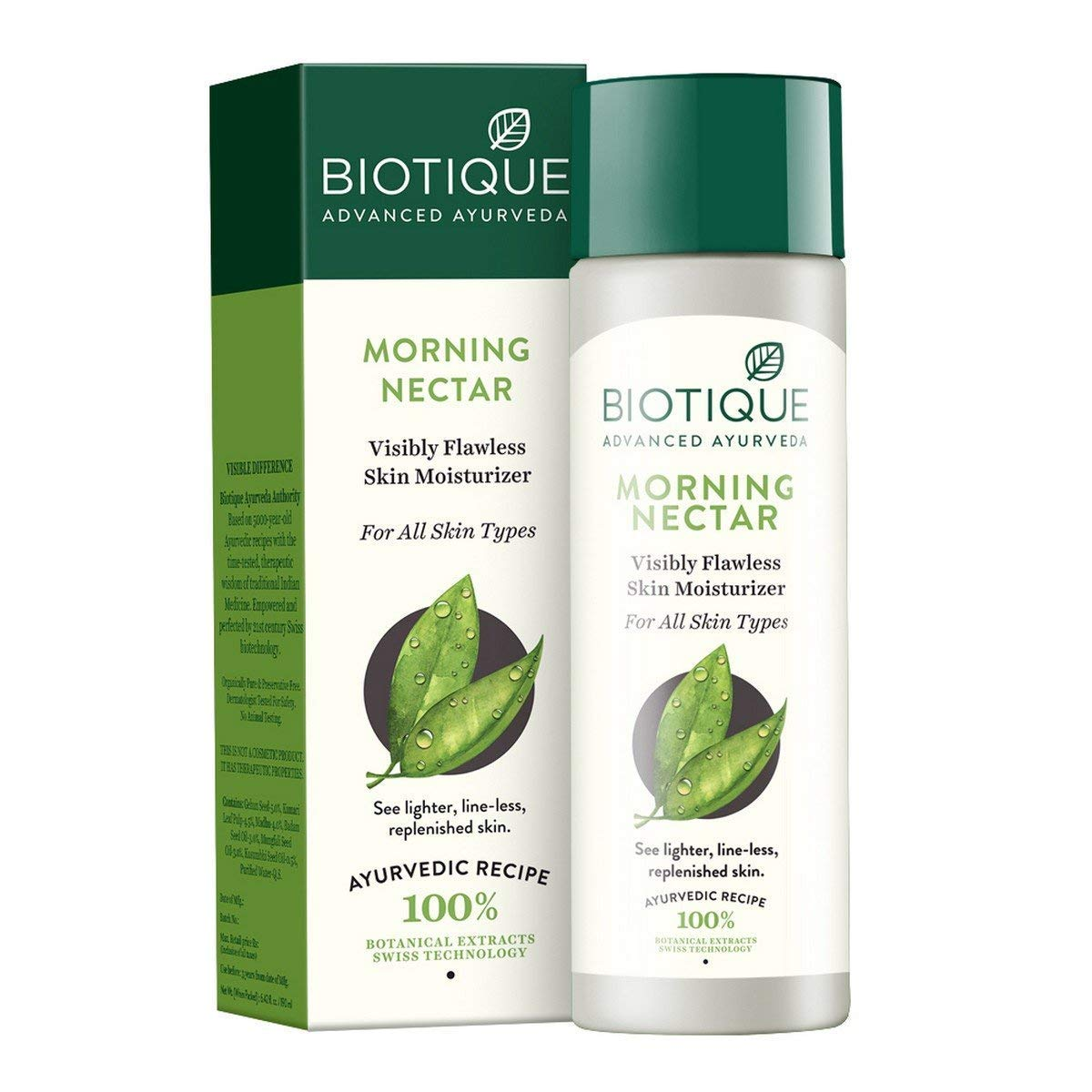 Buy Biotique Morning Nectar Flawless Skin Lotion for All Skin