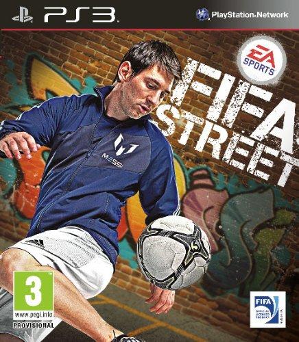 fifa street 3 - 5