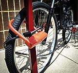 Lumintrail 18mm 5-Digit Bike Combination U-Lock