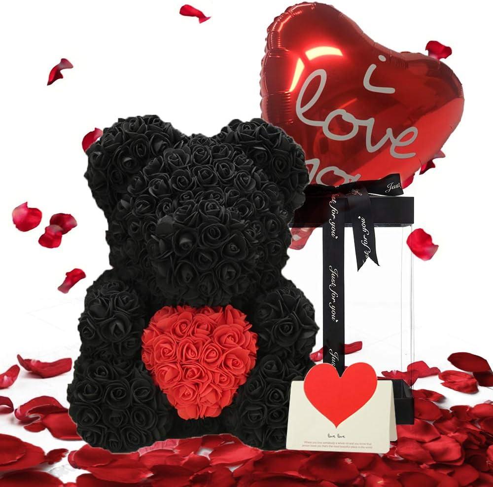 Rose Bear Teddy Bear Forever