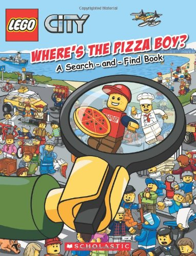 LEGO City: Where's the Pizza Boy?]()