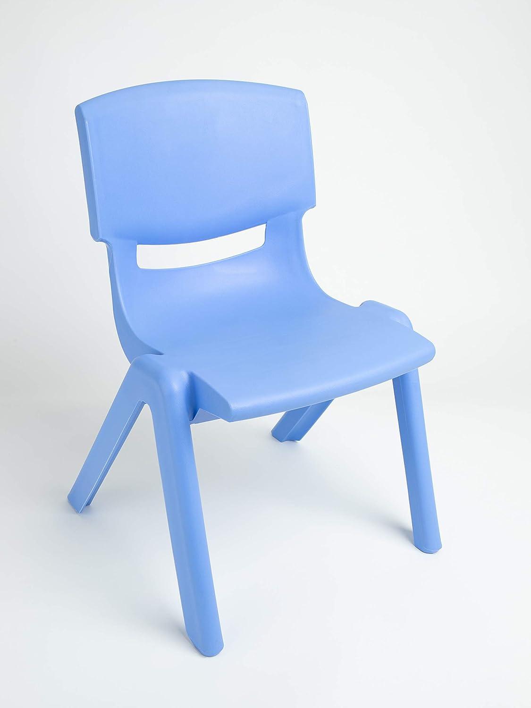 Smoby Kinderstoel blauw – design kinderstoel voor kinderen