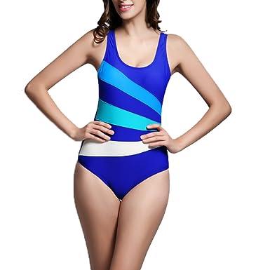 Laixing Colorful Womens Boyleg Swimwear Maillot De Bain Ladies