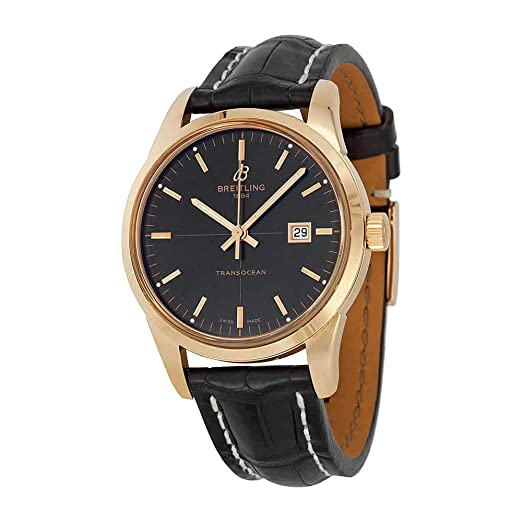 Breitling BTR1036012-BA92BKCTC - Reloj de pulsera para hombre, analógico, color negro: Breitling: Amazon.es: Relojes