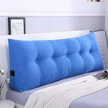 Amazon.com: ZZKD - Cojín de cama desmontable con forma de ...