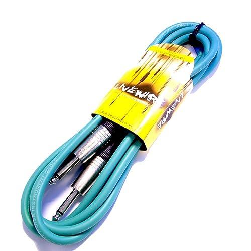 Livewire Guitar Cable - 3m: Amazon.co.uk: Electronics