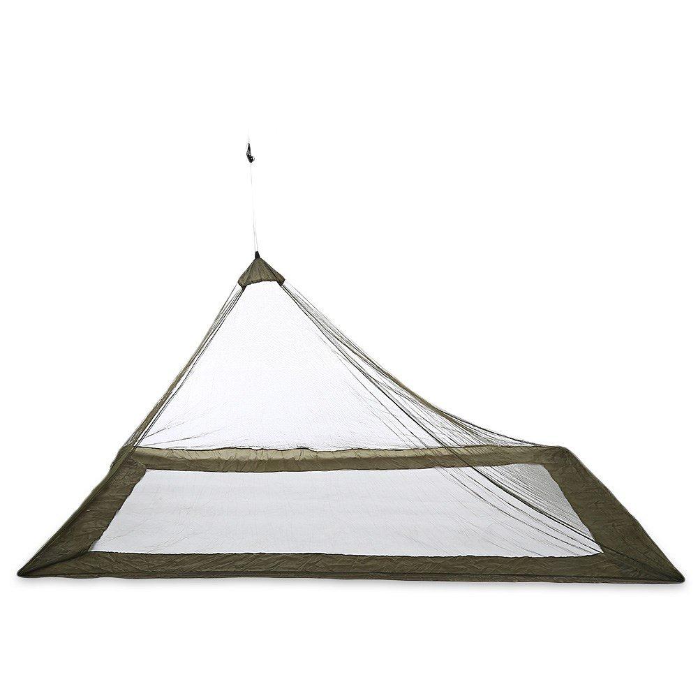 Ultraleicht Große Zelt Im Freien Moskitonetz Reise Kompakte Zelt Atmungsaktiv Mesh Camping Bett 1 Person Einzel Sommer Zelt
