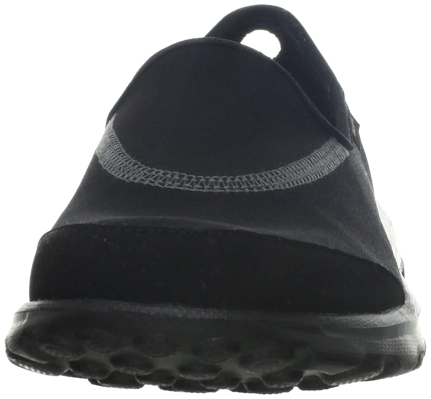 skechers air cooled memory foam womens black
