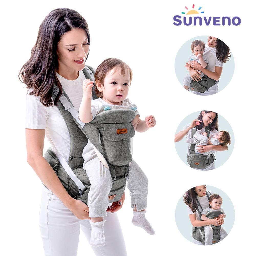 Babytrage Kindertrage Bauchtrage 3 Wege Träger Mit Verstellbar Schultergurte