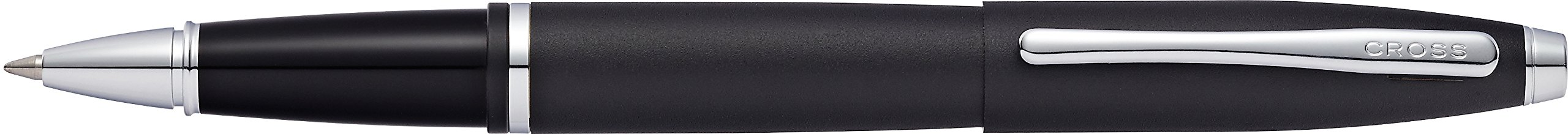 Cross Calais Matte Black Rollerball Pen in Gift Box (AT0115-14)