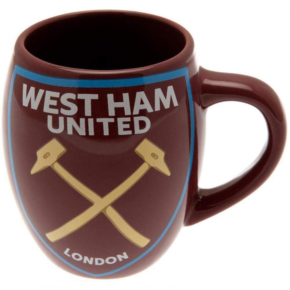West Ham F.C. Tea Tub Mug Official Merchandise by West Ham United ...
