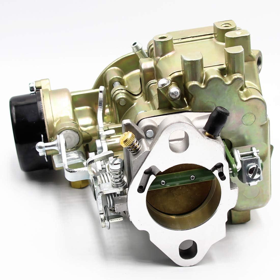 Automatic Choke D5TZ9510AG Carburetor for Ford YF C1YF 6 CIL Type 240 250 300 Engine 6 Cylinder 1975-1982 Replaces/RSC-300A 6307S 6054 C1YFA C6203
