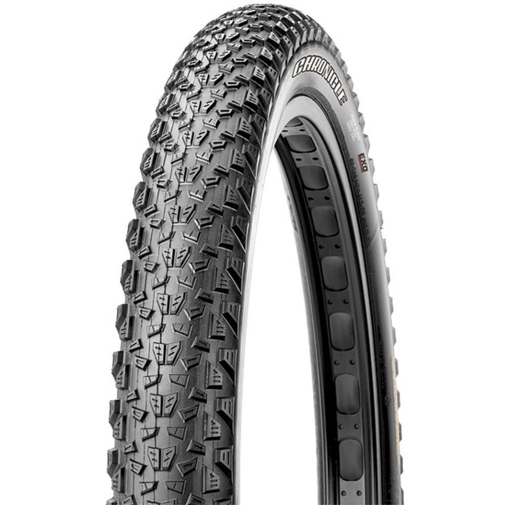 Maxxis Chronicle EXO/TR Tire - 27.5 Plus Black, 27.5x3.0