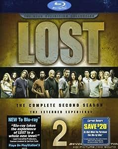 Lost: Season 2 [Blu-ray]