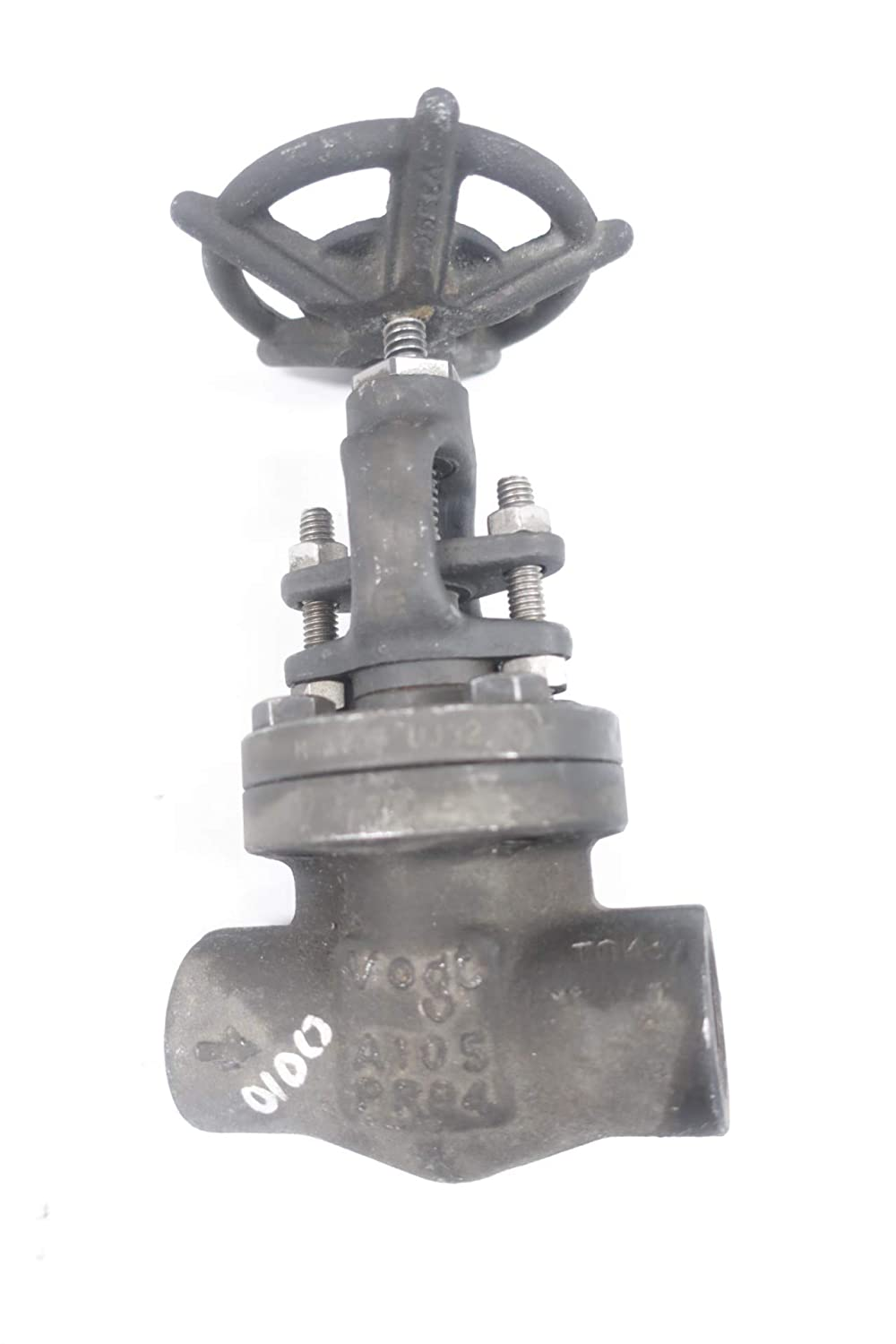 VOGT SW12141 FLOWSERVE Manual 800 Steel Socket Weld 3//4IN Globe Valve