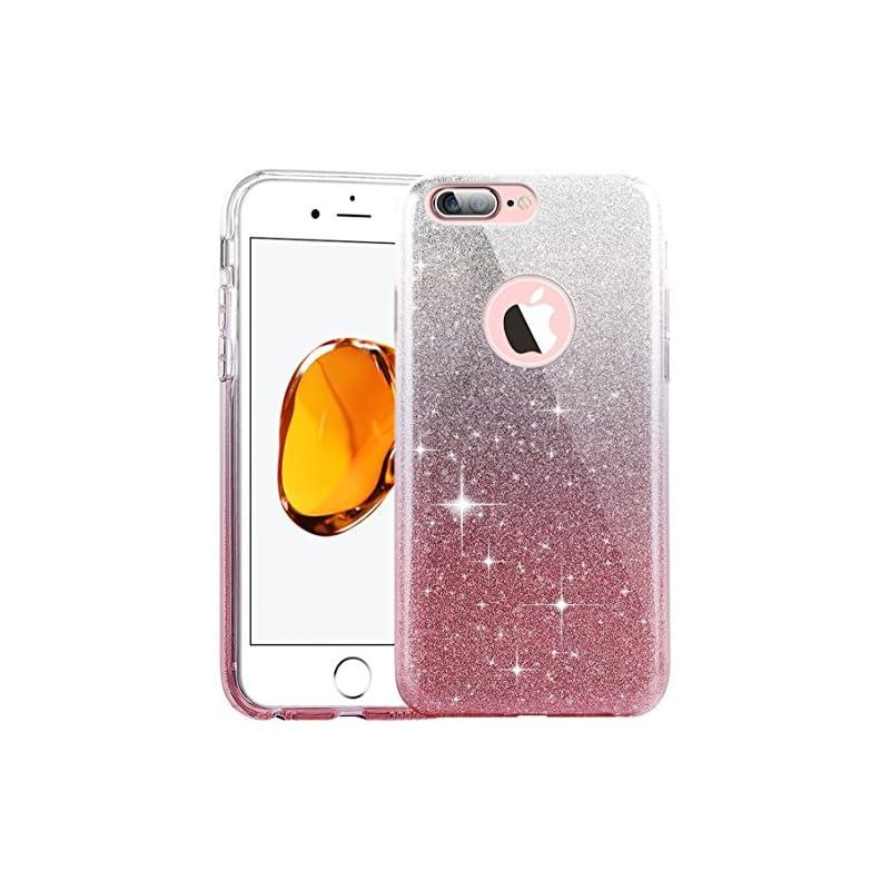 iPhone 6 Plus Case,Inspirationc 3 Layer