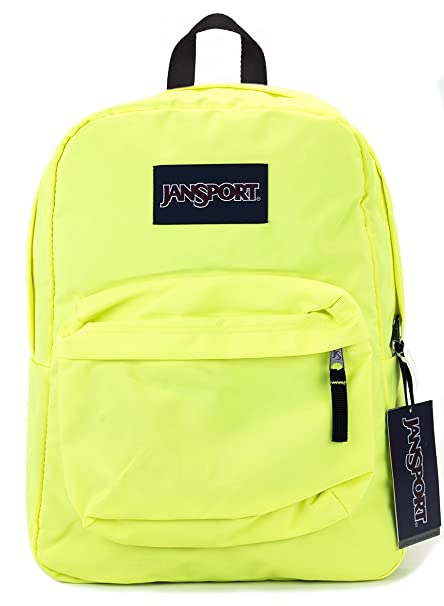 Jansport Superbreak Backpack (Lorac Yellow)