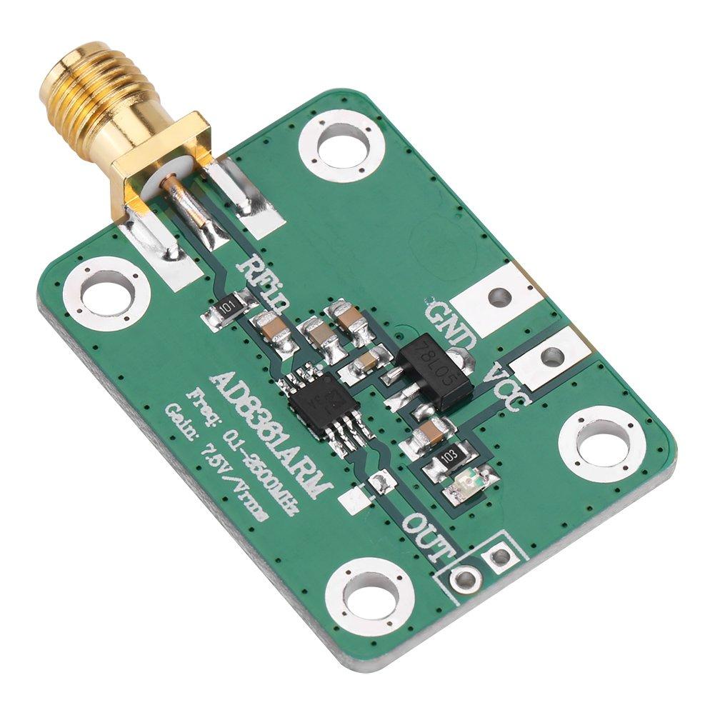 1Pieza ad8361 RF Detector de microondas de potencia real modulación de amplitud AM Bug Detección Módulo: Amazon.es: Amazon.es