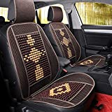 Cushion Luxury Car Seat Cushion, GM Car Seat Cover, Modern Car Accessories Seat Car Accessories (2 Pieces) Cushion (Color : I)
