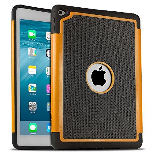 iPad Air 2 Case, AERO ARMOR Protective Case for iPad Air 2 - Orange