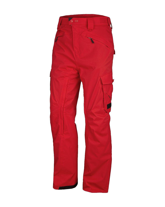 Bench Herren Funktionshose Beardmore, high risk red, L, BMNF0011