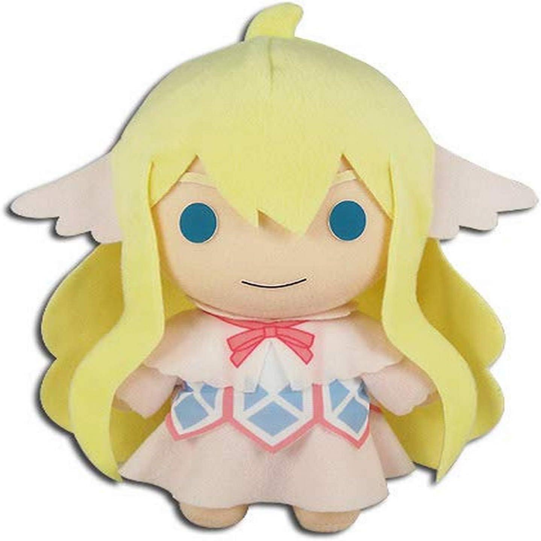 *NEW* Fairy Tail Jellal 8-Inch Stuffed Plush Doll