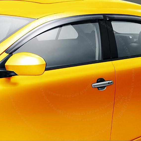 Window Visors Rain Guard Mazda Mazda3 3 04 05 06 07 08 09 5 Door Wagen Only