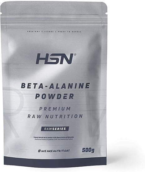 Beta Alanina en polvo de HSN   Suplemento para Mejorar ...