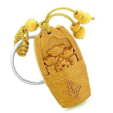 Amazon.com: Amuleto Poderes dinero wulu de cucharón y ...