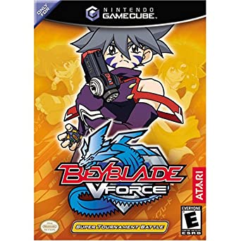 beyblade vforce super tournament battle pc game