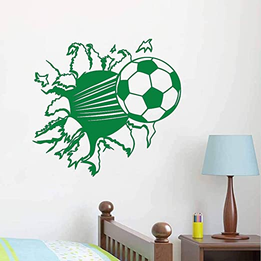 guijiumai The Sport Soccer Pegatinas de Pared para niños ...