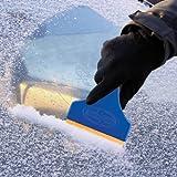 Snow Joe Edge SJEG01 Ice Scraper with Brass Blade
