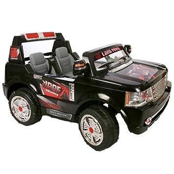 Kids Range Rover Style 2 Seater 24v Electric Ride On Car Motors Remote Co Uk Motorbike